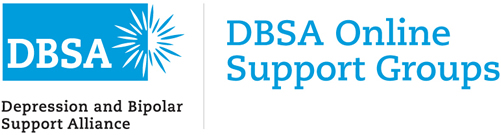 Logo: Depression and Bipolar Support Alliance