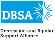 Logo:  Depression and Bipolar Support Alliance