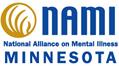 Logo:  NAMI Minnesota