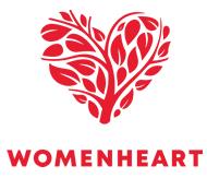 Logo:  WomenHeart