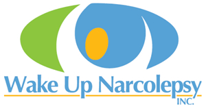 Logo:  Wake Up Narcolepsy