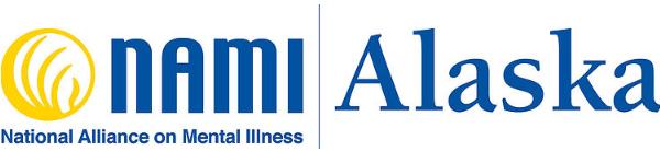Logo: NAMI Alaska