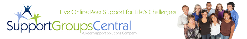 Support Groups Central - Live Online Peer Support for Life's Challenges